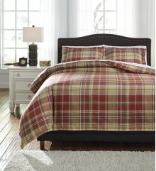 King Duvet Cover Set