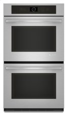 "Stainless Steel Jenn-Air® Double Wall Oven with Upper MultiMode® Convection, 30"" Product Image"