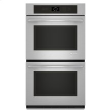 Stainless Steel Jenn-Air® Double Wall Oven with Upper MultiMode® Convection, 30""