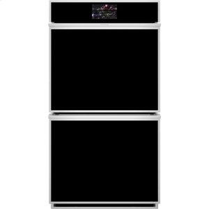 "MonogramMonogram 27"" Smart Electric Convection Double Wall Oven Minimalist Collection"