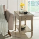 Parkdale - Chairside Table - Dove Grey Finish Product Image