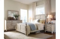 Westland King Bed - Complete Product Image