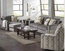 3289  Sofa, Loveseat & Chair - Cobblestone