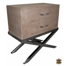 Trademark Leather Chest