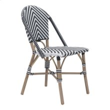 Paris Dining Chair Black&white