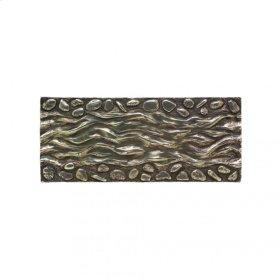 Water Panel - TT801 Silicon Bronze Rust