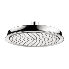 Chrome Showerhead 180 1-Jet, 2.0 GPM