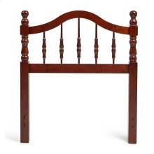 Full/Queen Traditional Style Headboard in Cherry Finish