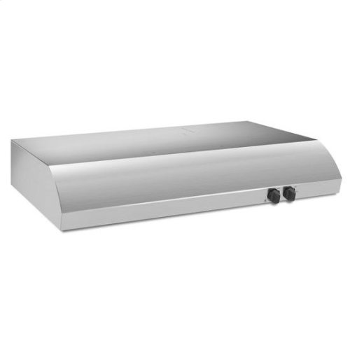 "36"" Range Hood with the FIT System - stainless steel"