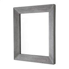 Large Portola Mirror in Ash
