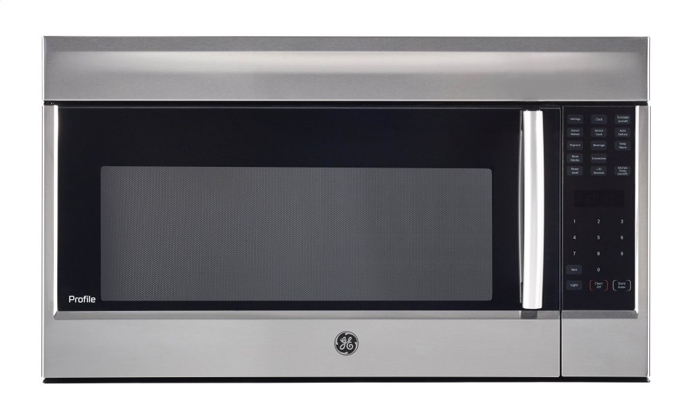 1 8 Cu Ft Over The Range Microwave Oven