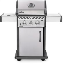 Rogue® 365 SB with Range Side Burner , Stainless Steel , Propane