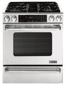 """Slide-In Gas Range with Convection, 30"""" Product Image"""