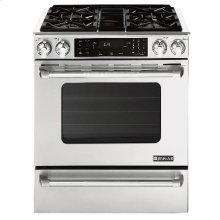Slide-In Gas Range with Convection, 30""