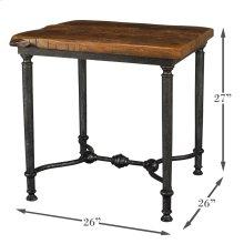 Layton Lodge Lamp Table