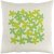 "Additional Little Flower LE-003 18"" x 18"" Pillow Shell with Down Insert"