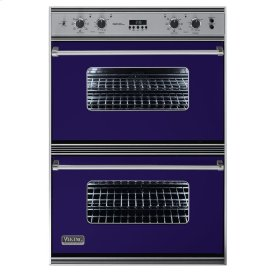 "Cobalt Blue 36"" Double Electric Oven - VEDO (36"" Double Electric Oven)"