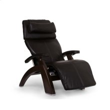 "Perfect Chair PC-LiVE "" PC-600 Omni-Motion Silhouette - Espresso Premium Leather - Dark Walnut"