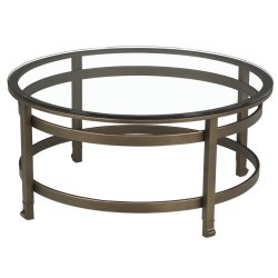 Mandarin Round Cocktail Table
