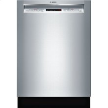 300 Series built-under dishwasher 24'' Stainless steel SHE863WF5N