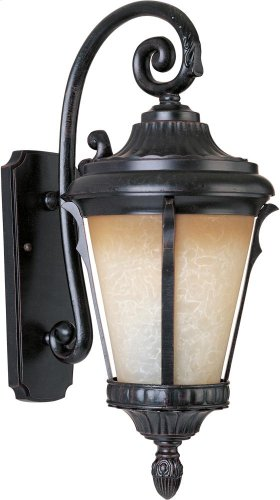 Odessa LED 1-Light Outdoor Wall Lantern