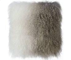 Tibetan White and Brown Sheep Pillow Product Image