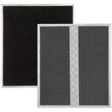 Charcoal Replacement Filters for EW54 Series Non-Ducted Range Hoods