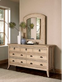 Cimarron Arched Mirror Product Image
