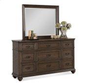 Belmeade Nine Drawer Dresser Old World Oak finish Product Image