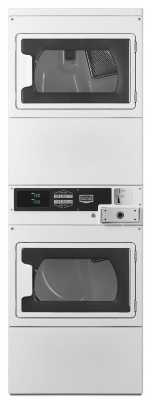 Commercial Single Load, Super Capacity Stack Dryer