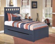 Twin Panel Bed (Headboard, Footboard, Rails)
