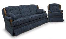 Regular length sofa