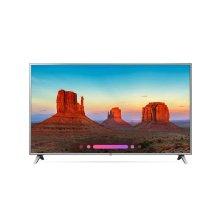 """UK6570AUA 4K HDR Smart LED UHD TV w/ AI ThinQ® - 75"""" Class (74.5"""" Diag)"""