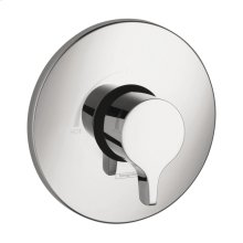 Chrome Pressure Balance Trim S/E