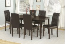 7pc. Dining Set
