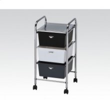 Storage Cart W/5drw @n