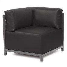 Axis Corner Chair Atlantis Black Slipcover