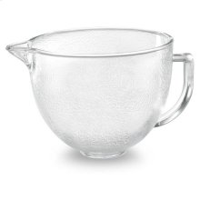 KitchenAid® 5-Qt. Tilt-Head Hammered Glass Bowl with Lid - Other