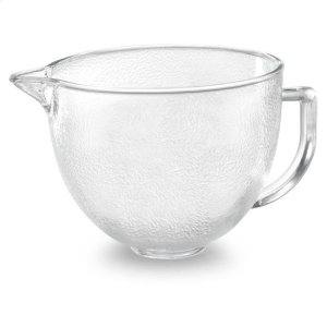 KitchenaidKitchenAid® 5-Qt. Tilt-Head Hammered Glass Bowl with Lid - Other