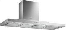 Wall-mounted hood 200 series AW 230 120 Stainless steel Width 120 cm Air extraction/Air recirculation