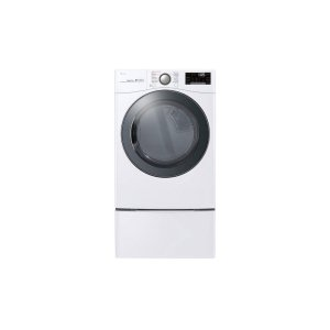 LG Appliances7.4 cu.ft. Smart wi-fi Enabled Electric Dryer with TurboSteam
