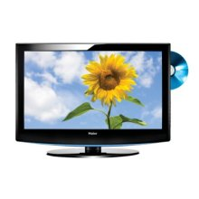 """26"""" HD LCD Television/DVD Combo"""