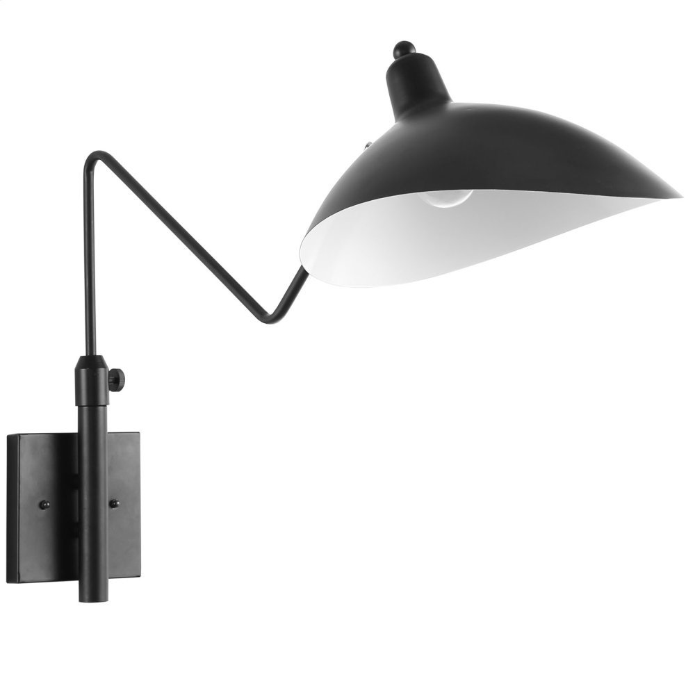View Wall Lamp in Black