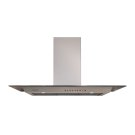 "45"" Cooktop Wall Hood - Glass Product Image"