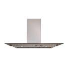 "45"" Cooktop Wall Hood - Glass Product Image"