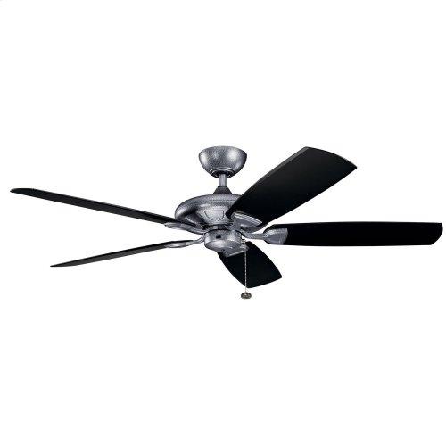 "Kevlar Climates 60"" Fan Weathered Steel"