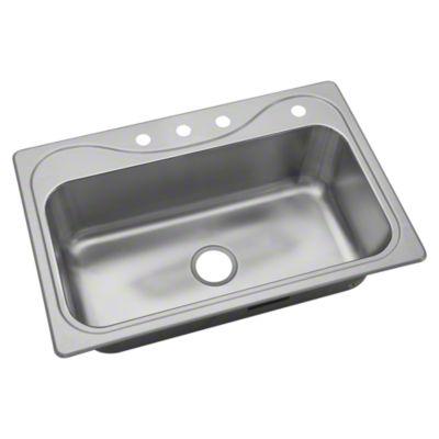 "Southhaven® Single Basin Sink, 33"" x 22"""