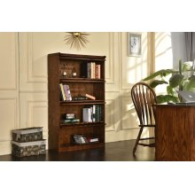 4-door Barrister Bookcase