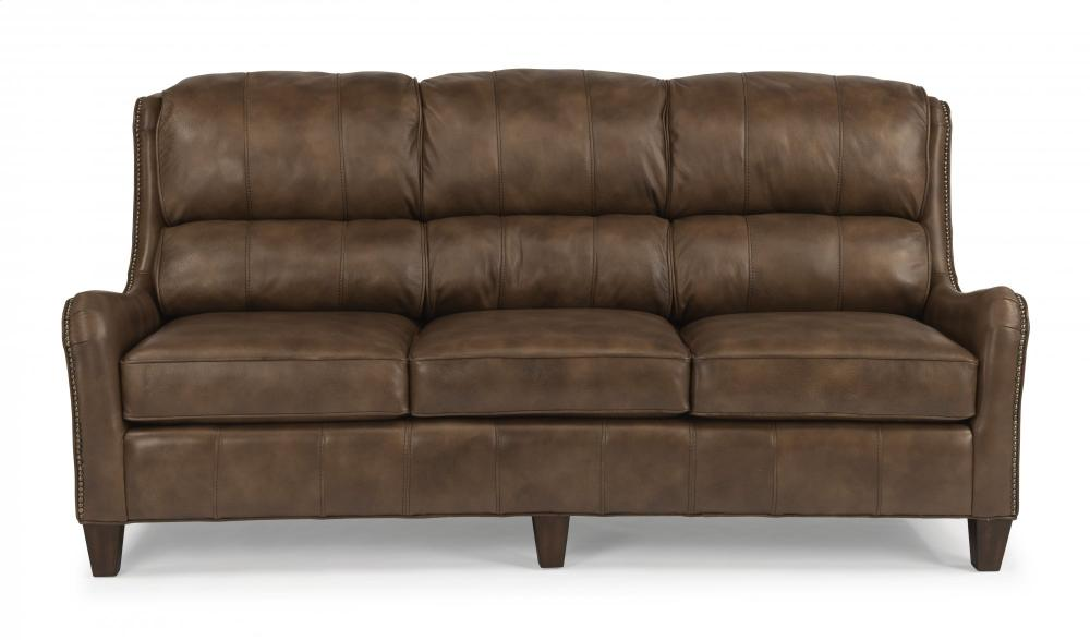 Hidden · Additional Lukas Leather Or Fabric Sofa