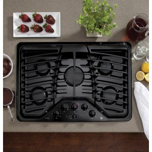 "GE ProfileGE PROFILEGE Profile™ Series 30"" Built-In Gas Cooktop"